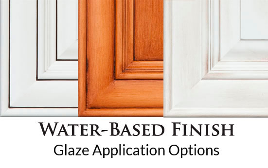 Water-Based Finish Glaze Processes: 4 Appealing Application Options