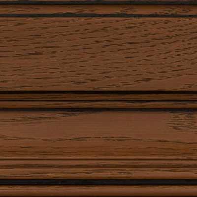 Allspice / Tierra on Red Oak