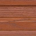 Copper on Red Oak Finish Grade