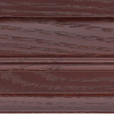 Ruby on Red Oak Finish Grade