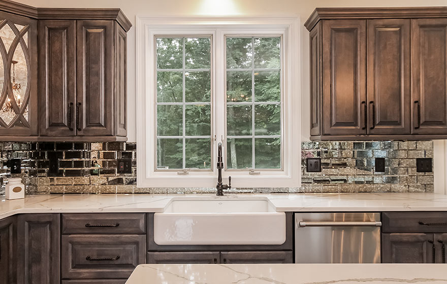 Graceful Gothic French Lite Kitchen Cabinet Door Gallery Decore