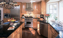 "Delaware 7/8"" (538) Kitchen in Maple - 10013"