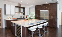 High Gloss Kitchen - 10183