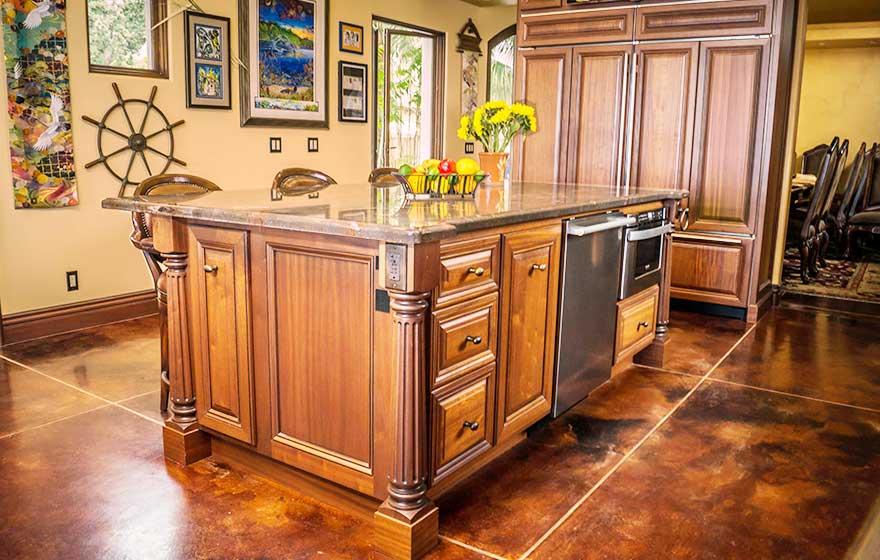 Incredible Sapele Kitchen | Cabinet Door Gallery | Decore.com