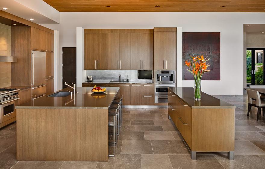 Rift White Oak Veneer Kitchen   Cabinet Door Gallery ...