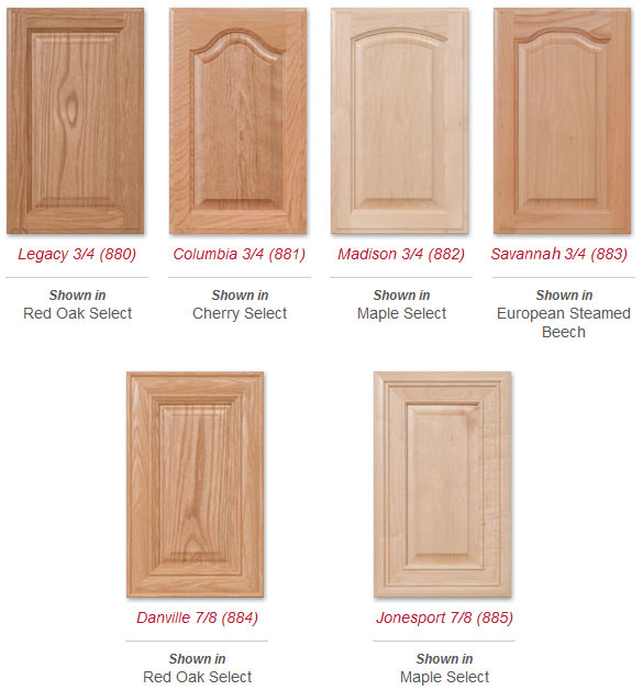 Benefits of VRP Doors  sc 1 st  Decore-ative Specialties & Veneer Raised Panel Door Benefits | Cabinet Doors | Decore.com