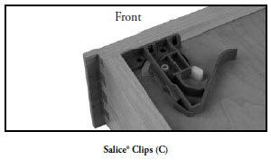 Accuride® Clips (A)