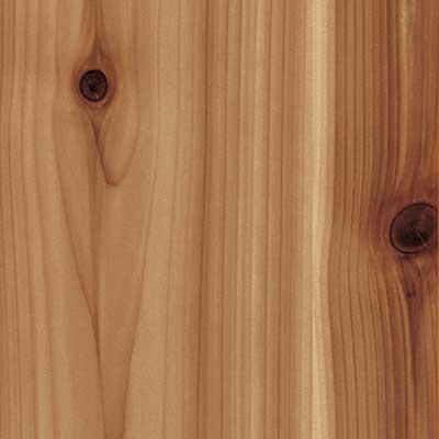 Cedar Wood Cabinet Door And Drawer