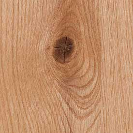 Red Oak Knotty