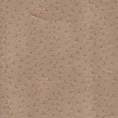 Leather Ostrich Taupe (SS101)