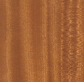Sapele Ribbon Grain Mahogany