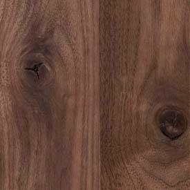 Walnut Rustic Knotty Finish Grade