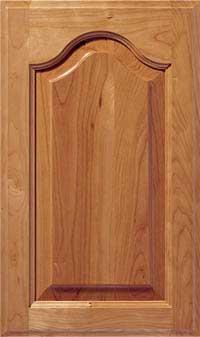 """Cathedral 3/4"""" Solid Door"""