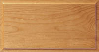 """Cathedral Arch 3/4"""" Recessed Solid Drawer Front"""