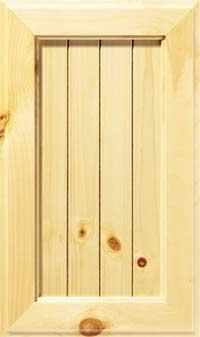 """Ranchero 7/8"""" Door"""