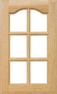 """Hillsboro 3/4"""" French Lite Door"""