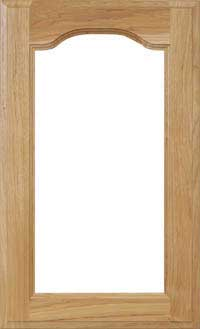 """Hillsboro 3/4"""" Glass Door"""