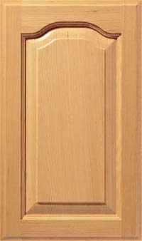 """Hillsboro 3/4"""" Door"""