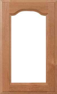 "Hillsboro 7/8"" Glass Door"