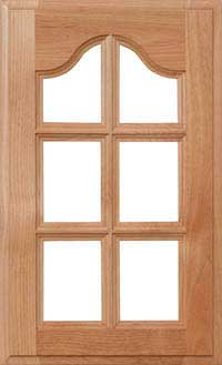 "Colonial 7/8"" French Lite Door"