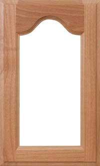 """Colonial 7/8"""" Glass Door"""