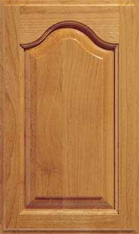 """Colonial 7/8"""" Door"""