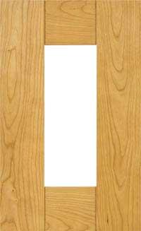 """Parker 3/4"""" Glass Door"""