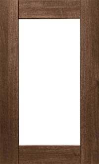 """Bassano 3/4"""" Glass Door"""
