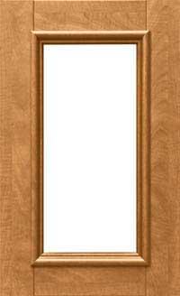 """Michelangelo 3/4"""" Glass Door"""