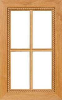 """Pinnacle 3/4"""" French Lite Door"""