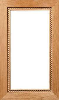 """Pinnacle 3/4"""" Glass Door"""