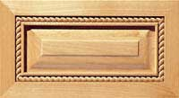 "Pinnacle 3/4"" 5-Piece Drawer Front"