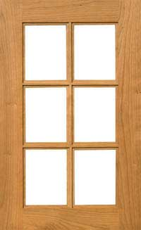 "Campbell 3/4"" French Lite Door"
