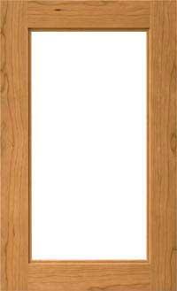 """Sullivan 3/4"""" Glass Door"""