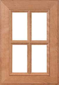 "Waterford 3/4"" French Lite Door"
