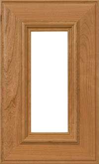 "Charleston 3/4"" Glass Door"
