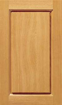 """Redondo 3/4"""" Door"""
