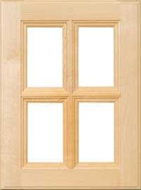 "Executive 7/8"" French Lite Door"