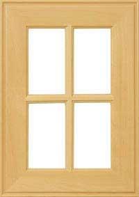 """Hudson 3/4"""" French Lite Door"""