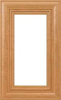 "Waldorf 3/4"" Glass Door"