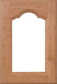 """Washington 7/8"""" Glass Door"""