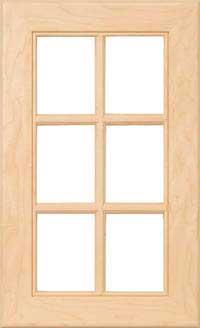 """Wedgewood 3/4"""" French Lite Door"""