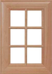 "Holden 3/4"" French Lite Door"
