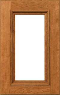 "Bel Air 3/4"" Glass Door"