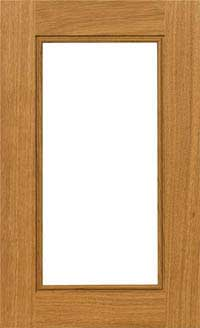 "Chesapeake 3/4"" Glass Door"