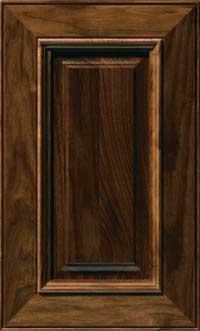 """Mendocino 3/4"""" Door"""