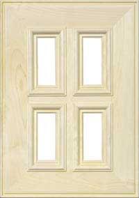 """Prudential 3/4"""" French Lite Door"""
