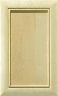 """Normandie 7/8"""" Door"""