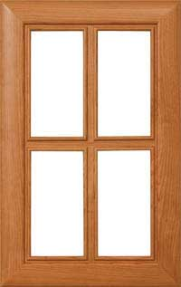 "Sheffield 7/8"" French Lite Door"
