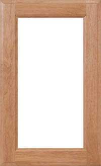 """Revere 3/4"""" Glass Door"""